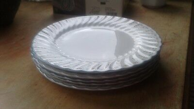 Johnson Brothers Dreamland Small dinner salad Plates x 5  22cm