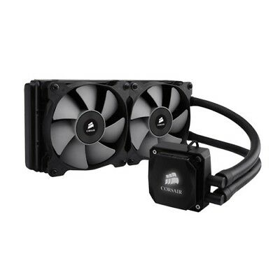 Corsair Hydro Series™ H100i 240mm Extreme Performance CPU Cooler