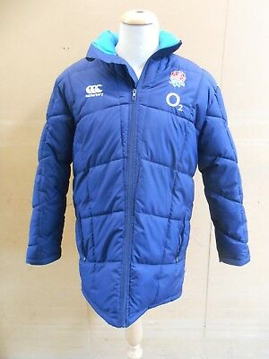 England Rugby Padded Jacket by Canterbury - Size: M