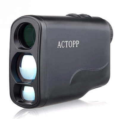 600/550 Yards Golf Rangefinder with Scaning Speed Jolt Slope Correction Angle US