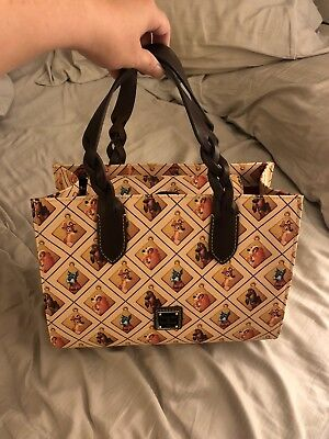 Disney Dooney & Bourke Lady and the Tramp Satchel SOLD OUT