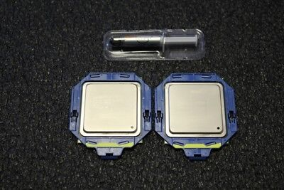 Matched Pair Intel Xeon E5-2680 2.70GHz 8-Core 20MB 8.0GT/s Processors SR0KH