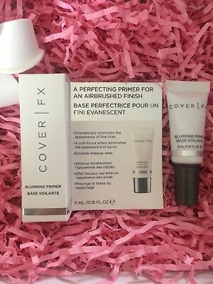 COVER FX Blurring Primer .16oz/5mL Trial/ Travel Size NEW in Box
