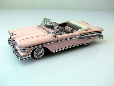 Franklin Mint Classic Cars of the Fifties *  FORD EDSEL CITATION * 1958 * 1:43