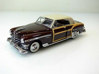 Franklin Mint Classic Cars of the fifties * Chrysler TOWN & COUNTRY 1950 * 1:43