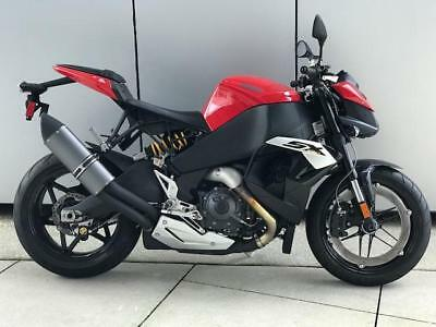 2014 Buell Other -- 2014 Erik Buell Racing 1190SX, RED with 20 Miles available now!