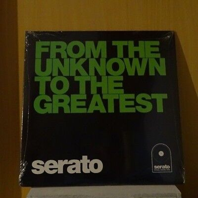 Serato -  From The Unknown - Vinyl Control 10""