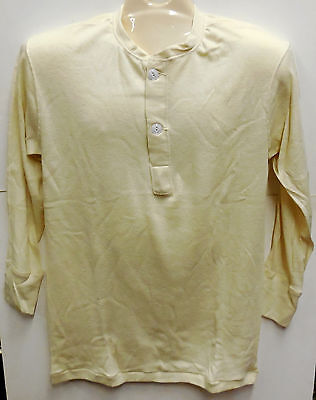 New Army Issue Cold Weather Lightweight Winter Wool Blend Undershirt (Lg.)