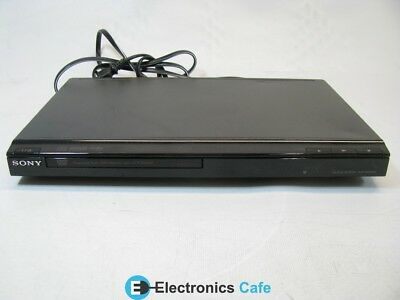 sony dvp sr200p dvd player complete with remote tested working rh picclick com sony dvp-sr200p manual eject sony cd dvd player dvp-sr200p user manual