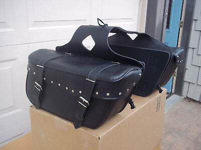 Universal River Road Momentum Throw Over Saddlebags Fits Most Bikes