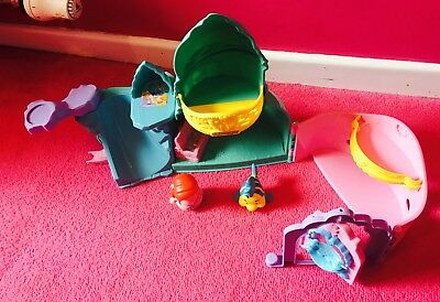 Fisher Price Little People Little Mermaid & Castle Set Not often played with