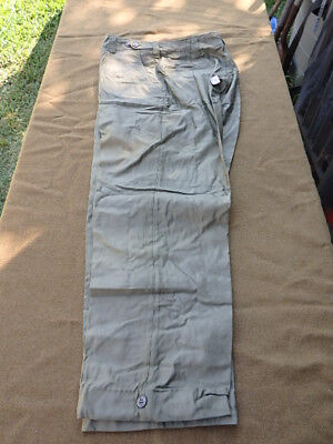 Wwii Uniform Combat Pants Mint Condition Never Worn New Old Stock.