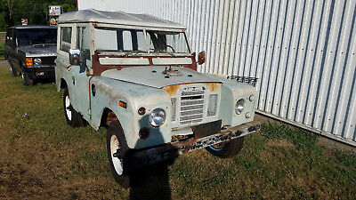 1973 Land Rover Other  1973 Series III Land Rover