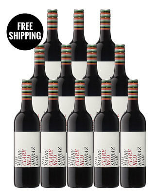 Jim Barry Clare Red Shiraz Cab 2013 (12 Bottles)