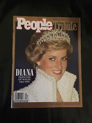"""People Magazine Fall 1997, """"Diana Princess Of Wales """" Tribute Issue"""