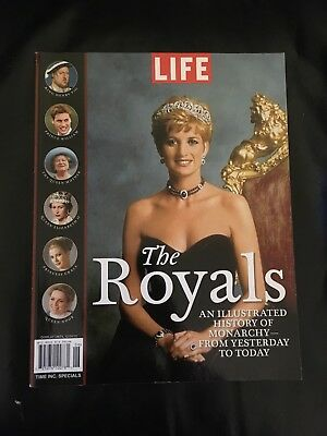 Life Magazine, The Royals; An Illustrated History Of Monarchy