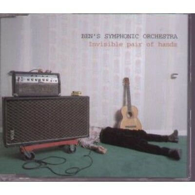 BEN'S SYMPHONIC ORCHESTRA Invisible Pair Of Hands CD 3 Track B/w From A Room A