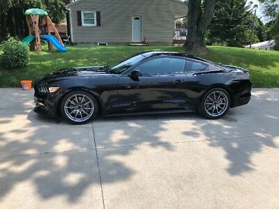 2016 Ford Mustang GT 2016 Ford Mustang GT Supercharged