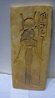 ANCIENT EGYPTIAN ANTIQUE OSIRIS Stela 1600-1550 BC