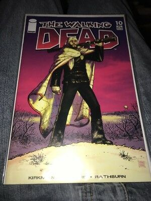 The Walking Dead #10 NM Comic 1st Print (Low Print Run) 1st Appearance of Maggie
