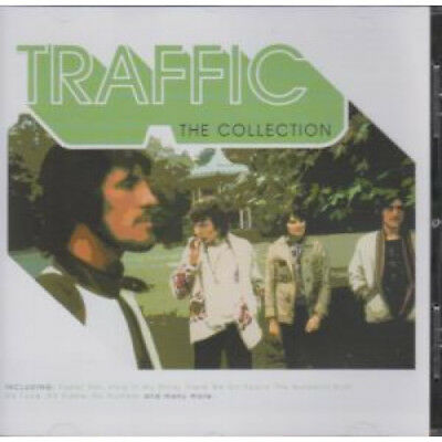 TRAFFIC Collection CD Europe Spectrum 2001 17 Track (5445882)