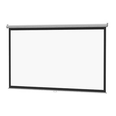 DA-LITE Model B 70x70 Matte White 1:1 Projection Screen