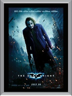 The Dark Knight Joker A1 To A4 Size Poster Prints