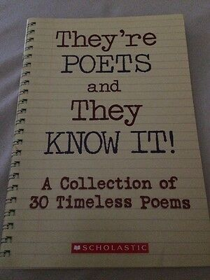 Scholastic Book Of Various Poems