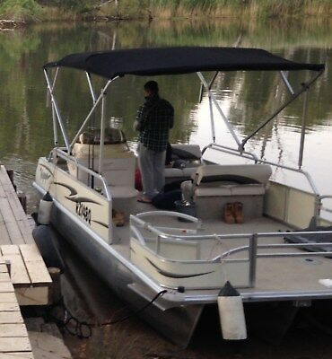 Pontoon boat for sale - Barbie Boat - BBQ Boat