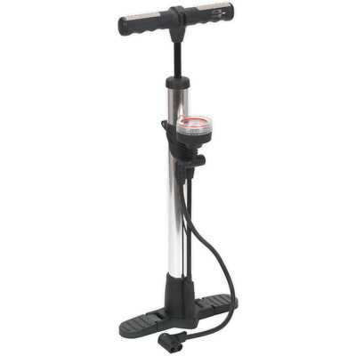 Sealey BC110 Bicycle Workshop Pump