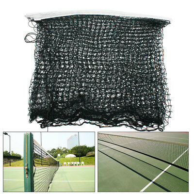 610 x 75cm Volleyball Badminton Net Standard Official Size Netting Sports Rope N