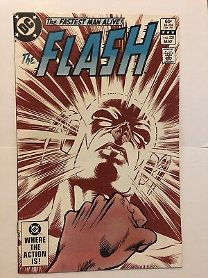 The Flash #321 - 1982 - Very Fine