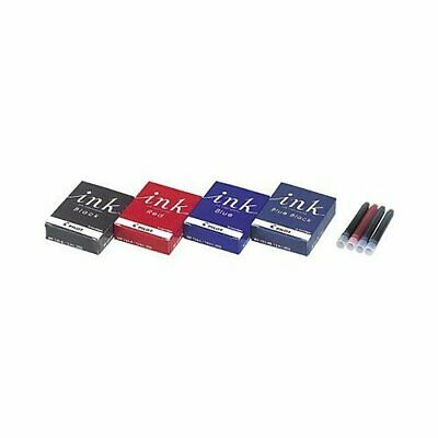 PILOT IRF-12S Cartridge Ink for Fountain Pen Blue 12 pcs New from Japan