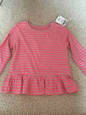 Baby Girl Top Brand New From Next 6-9 Months