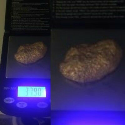 gold nugget 37.90g