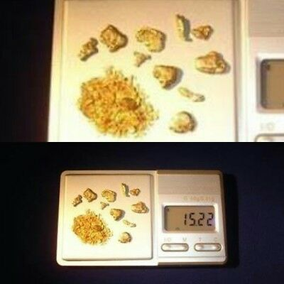 victorian gold nuggets 15.22g