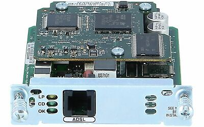 CISCO - HWIC-1ADSL - 1-port ADSLoPOTS HWIC