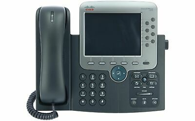 CISCO - CP-7975G - Cisco Unified IP Phone 7975, Gig Ethernet, Color