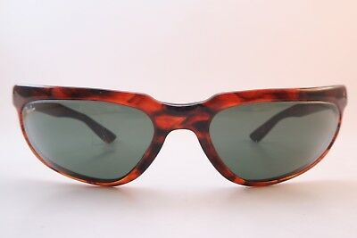 Vintage B&L Ray Ban sunglasses Mod W1956 XTAW etched BL glass lens USA *****