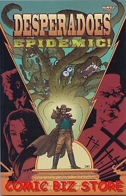 Desperadoes: Epidemic (1999) 1St Printing Bagged & Boarded Homage Comics