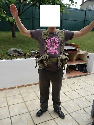 Lot MTP : PLCE + holster MOLLE + camelbag