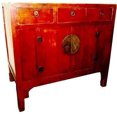 Antique Chinese Ming Cabinet/Sideboard (2667), Circa 1800-1849