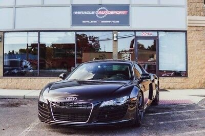2008 Audi R8  27k low mile free shipping warranty clean carfax exotic finance loaded 4.2