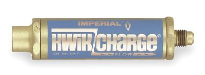 Imperial 535-C Kwik Charge Liquid Low Side Charger Adapter, r410a