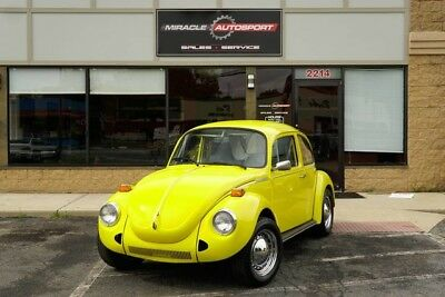 1974 Volkswagen Beetle - Classic  low mile super beetle clean collector show cheap classic rare restored