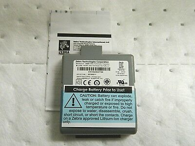 Genuine ZEBRA AT16293-1 Li-Ion Mobile Printer Battery for QL420 QL420 Printer