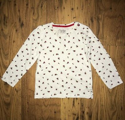 mothercare baby girls flower top 12-18 months