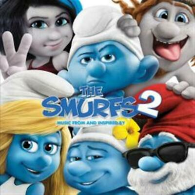 The Smurfs 2: Music From and Inspired By (1 CD Audio) - Various Artists