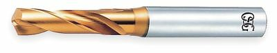 "Osg Screw Machine Drill Bit, Size 7/32"", Cobalt Steel, TiN, List Number 1000 -"