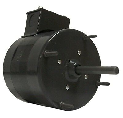 Fasco D113 Blower Motor, 1/12 HP, Split-Phase, 1550 RPM, 115, 230V
